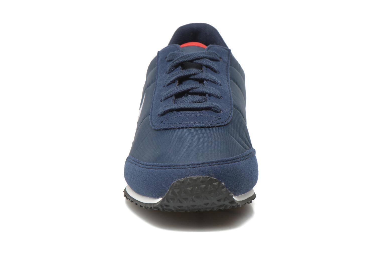 Sneaker Le Coq Sportif Racerone GS Boy blau schuhe getragen