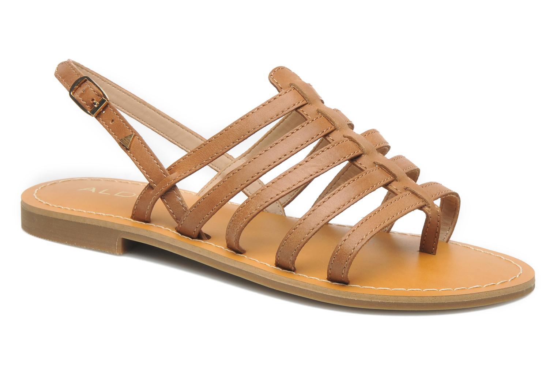 Sandales et nu-pieds Aldo Nye Marron vue détail/paire