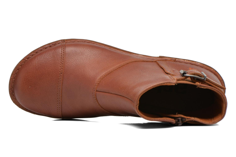 Bottines et boots Art Bergen 917 Marron vue gauche