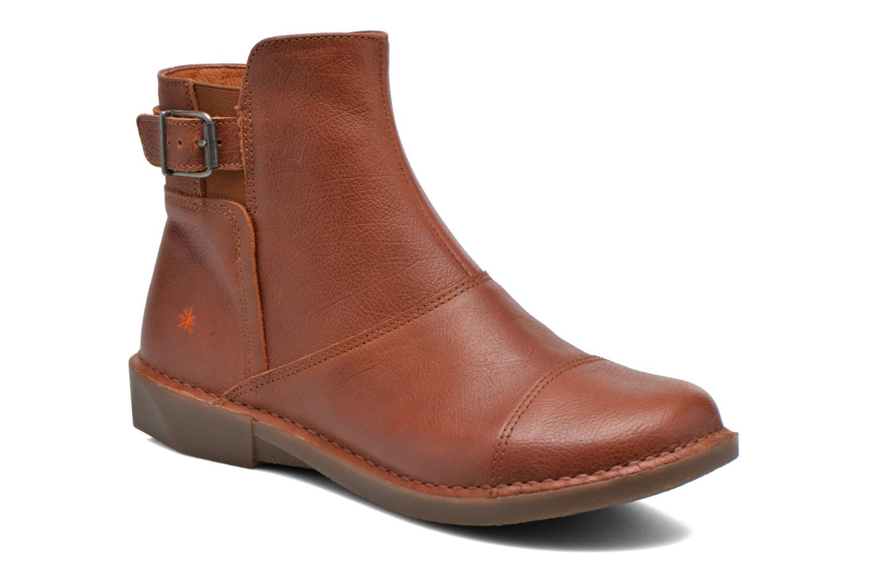 Zapatos cómodos y versátiles Art Bergen 917 en (Marrón) - Botines  en 917 Más cómodo bcf692