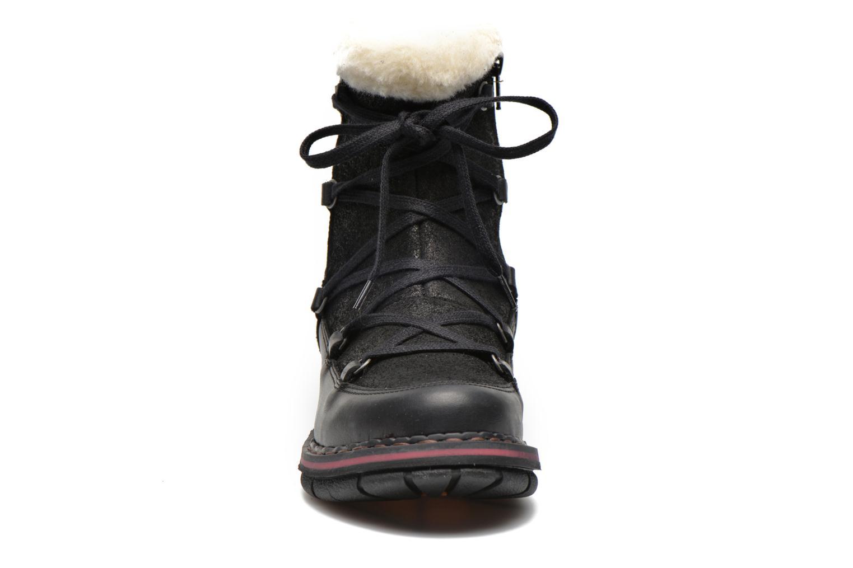 Boots en enkellaarsjes Art Assen 0435 Zwart model