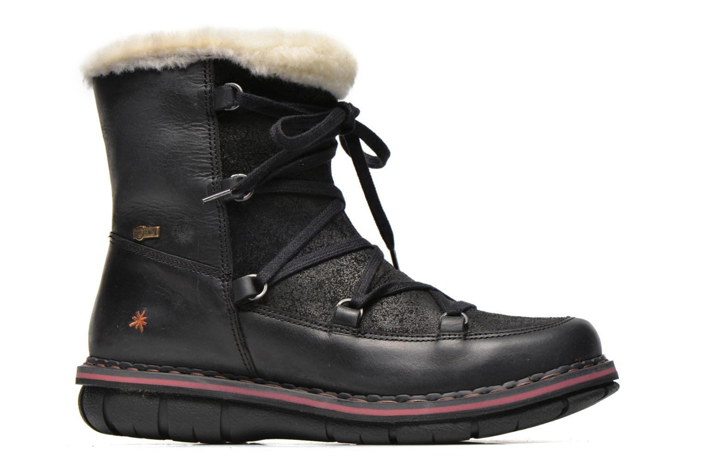 Boots en enkellaarsjes Art Assen 0435 Zwart achterkant