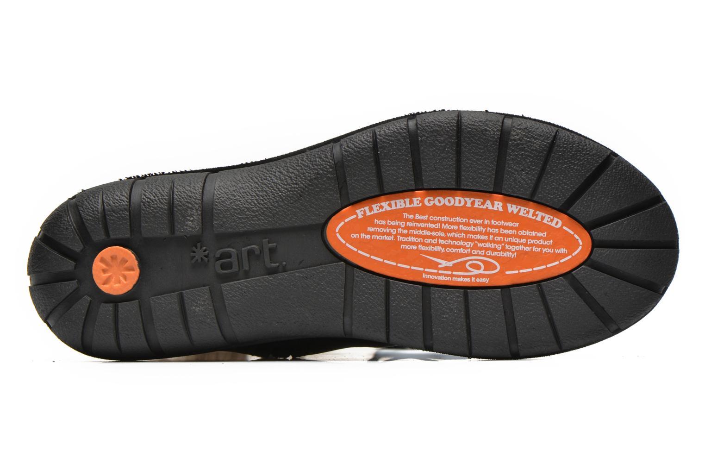 Boots en enkellaarsjes Art Assen 0435 Zwart boven