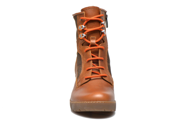 Bottines et boots Art Travel 356 Marron vue portées chaussures