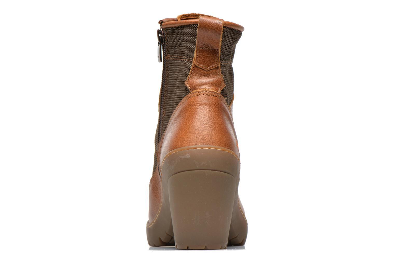 Bottines et boots Art Travel 356 Marron vue droite