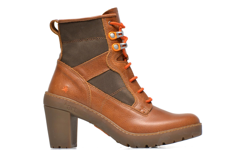 Bottines et boots Art Travel 356 Marron vue derrière