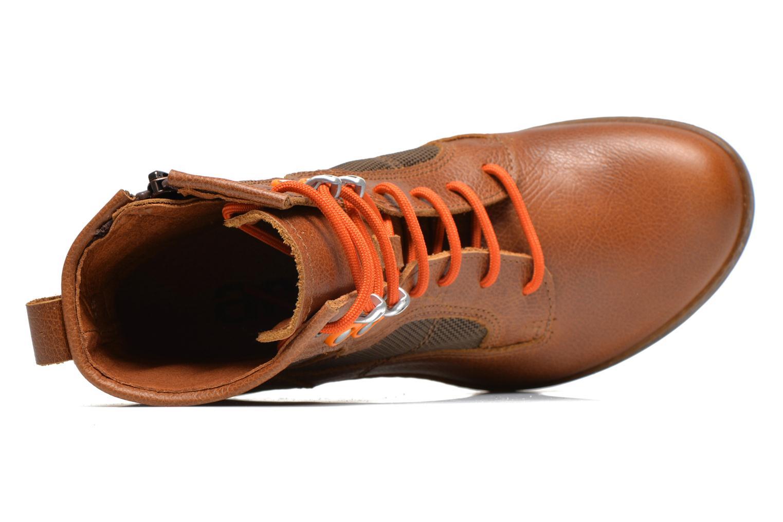 Bottines et boots Art Travel 356 Marron vue gauche