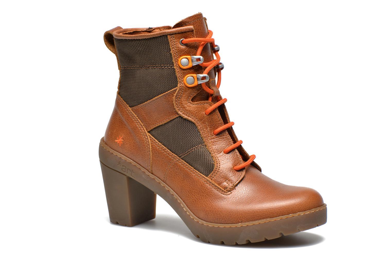Bottines et boots Art Travel 356 Marron vue détail/paire