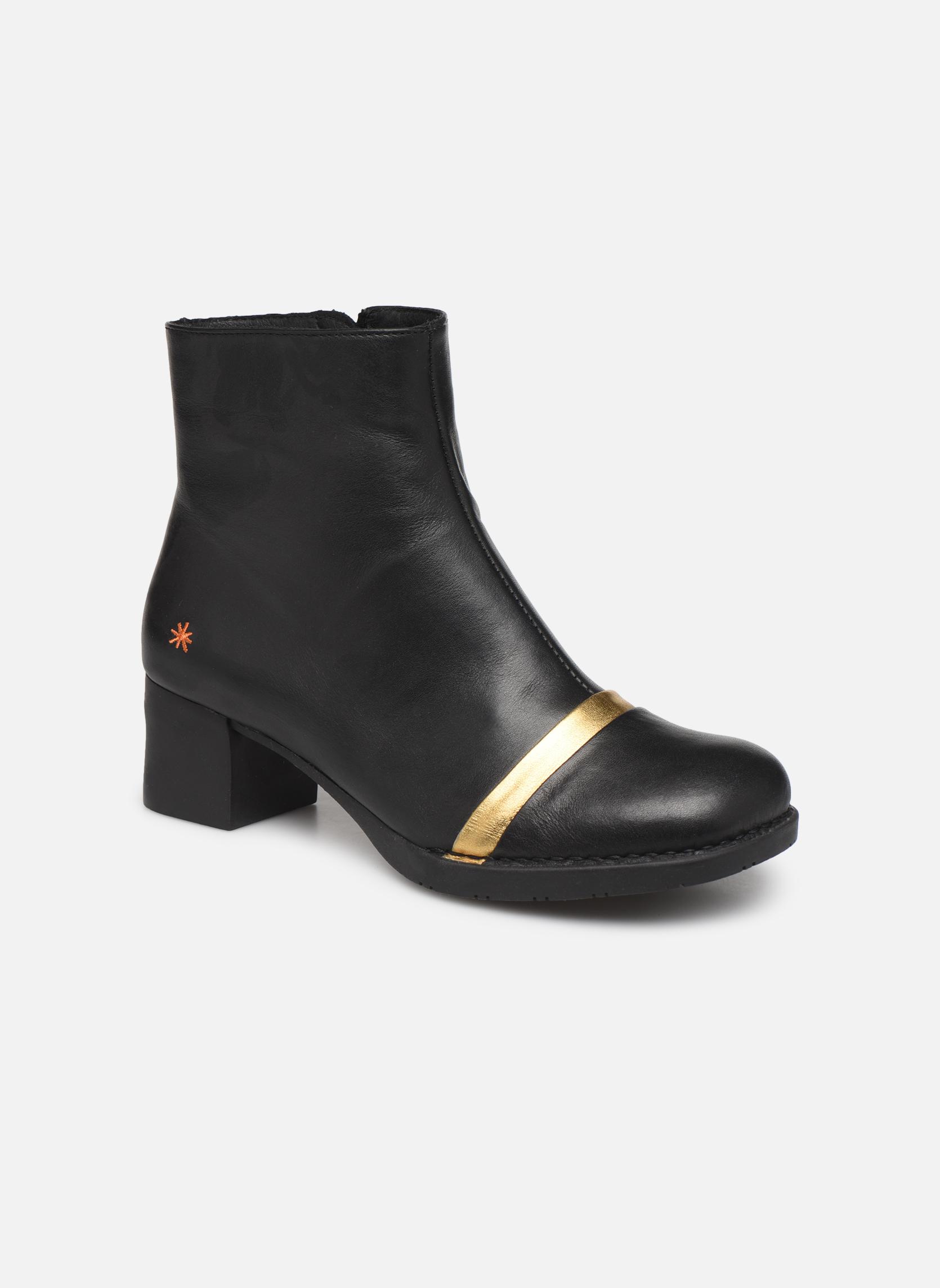 Bottines et boots Art Bristol 0077 Noir vue détail/paire