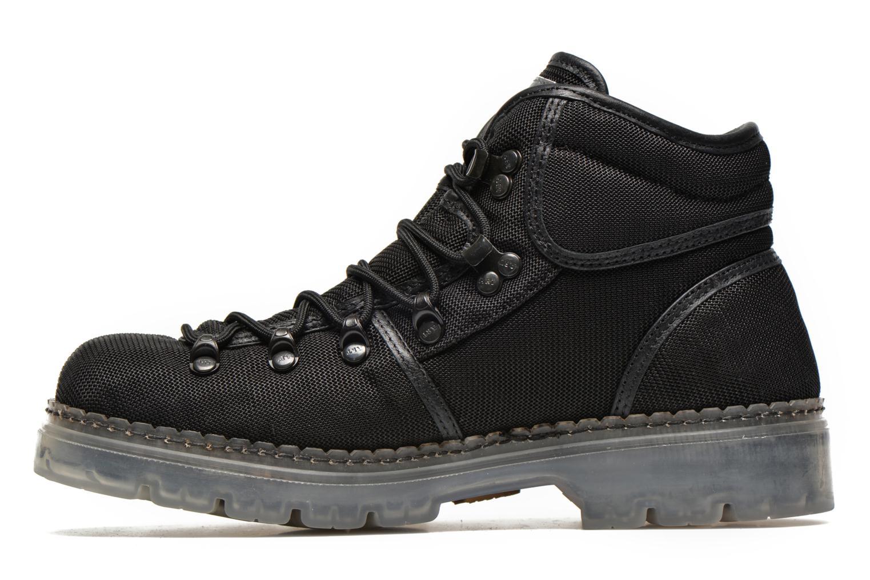 Bottines et boots Art Alpine 20-0808 Noir vue face