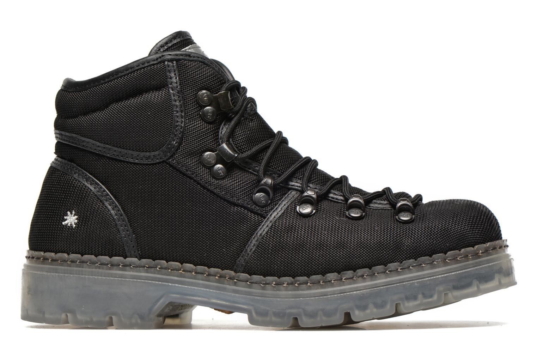 Boots en enkellaarsjes Art Alpine 20-0808 Zwart achterkant