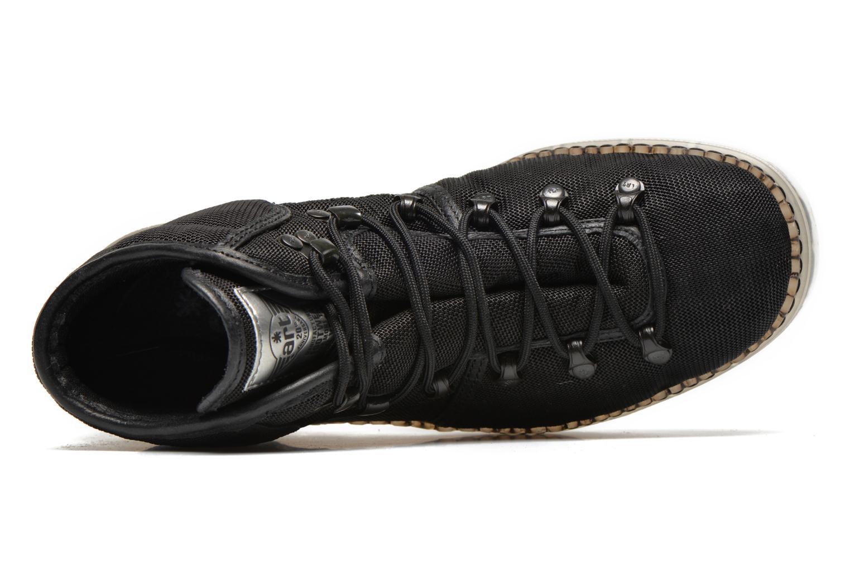 Boots en enkellaarsjes Art Alpine 20-0808 Zwart links