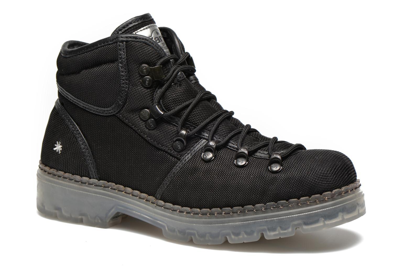 Boots en enkellaarsjes Art Alpine 20-0808 Zwart detail