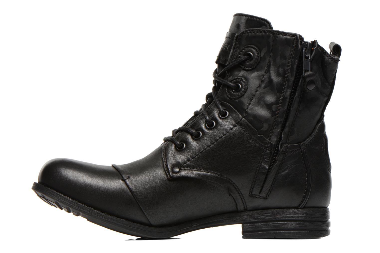 Boots en enkellaarsjes Bunker Sar Po Zwart voorkant