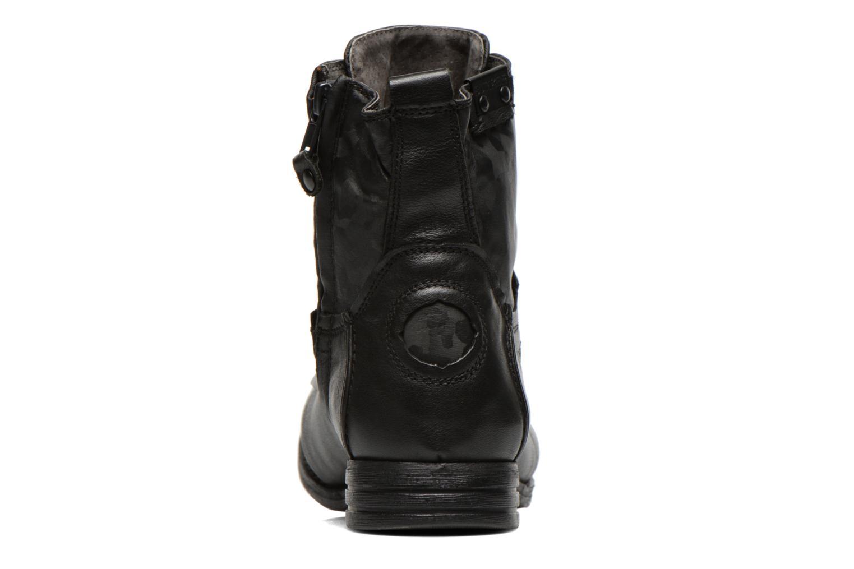 Boots en enkellaarsjes Bunker Sar Po Zwart rechts
