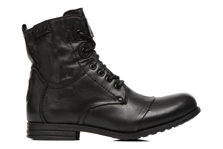 Boots en enkellaarsjes Bunker Sar Po Zwart achterkant