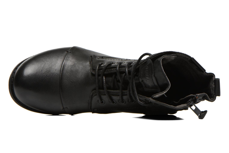 Stiefeletten & Boots Bunker Sar Po schwarz ansicht von links
