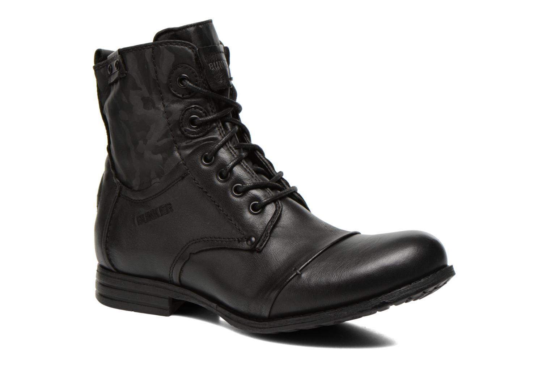 Boots en enkellaarsjes Bunker Sar Po Zwart detail