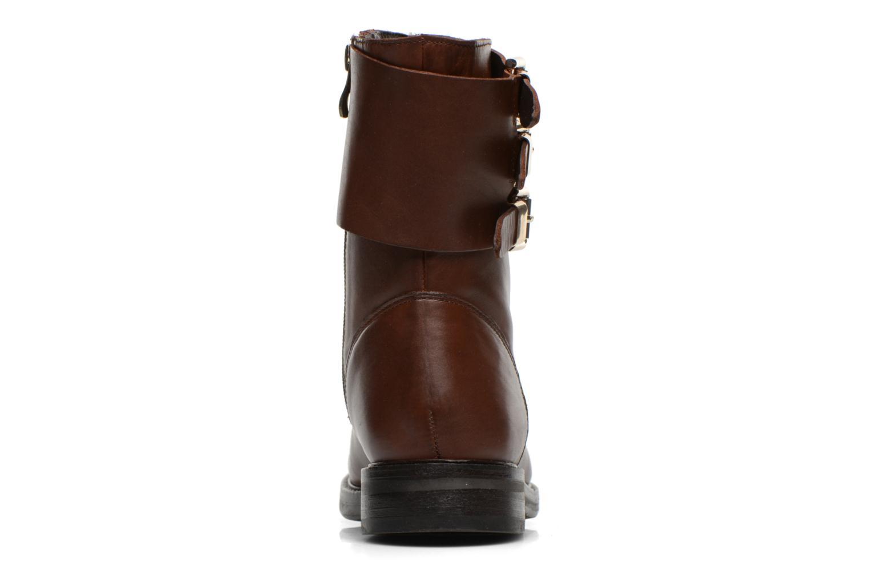Bottines et boots Bruno Premi Suana Marron vue droite
