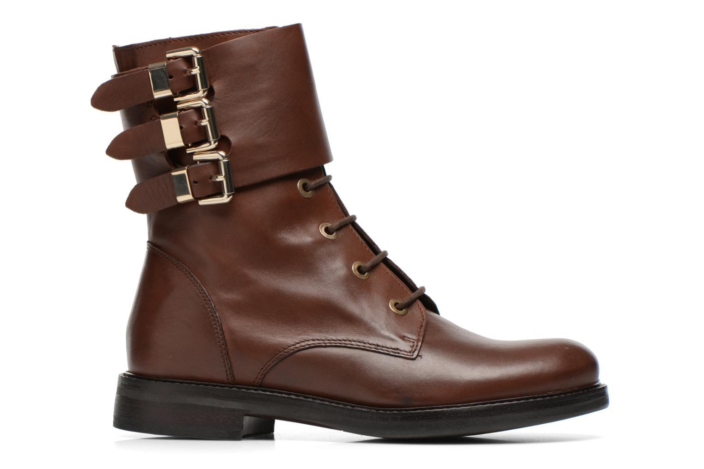 Bottines et boots Bruno Premi Suana Marron vue derrière