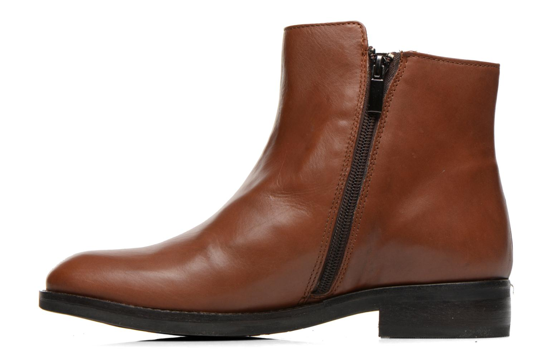 Bottines et boots Bruno Premi Zadina Marron vue face