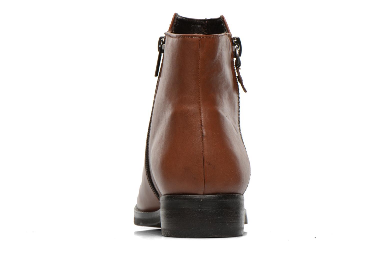 Bottines et boots Bruno Premi Zadina Marron vue droite