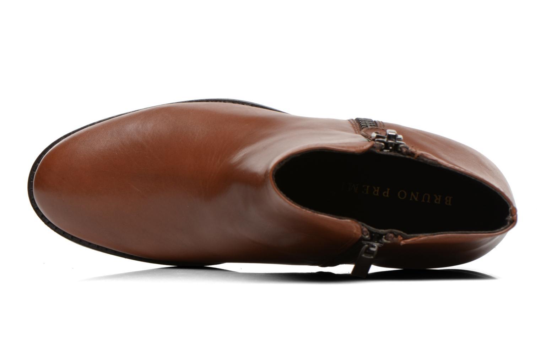 Bottines et boots Bruno Premi Zadina Marron vue gauche