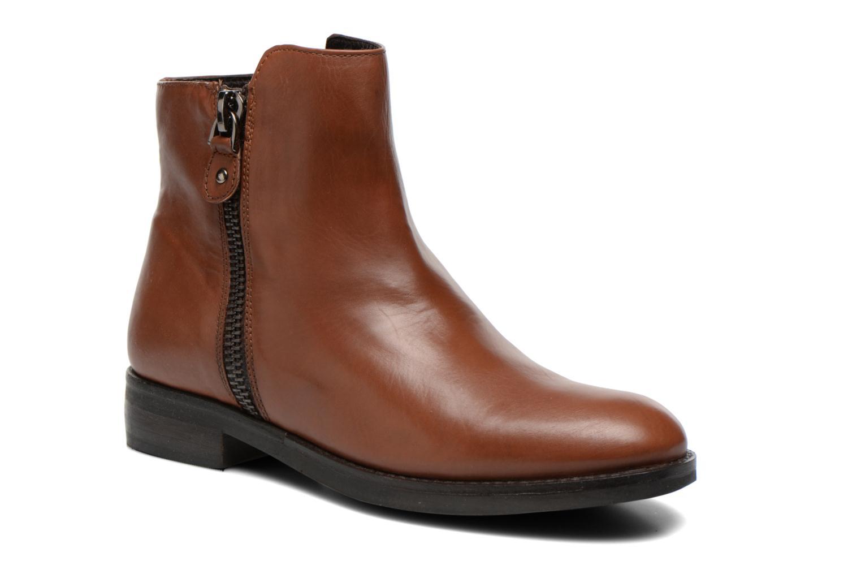 Bottines et boots Bruno Premi Zadina Marron vue détail/paire