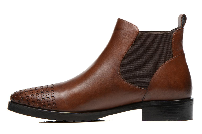 Stiefeletten & Boots Bruno Premi Latchi braun ansicht von vorne