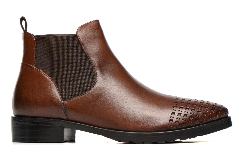 Stiefeletten & Boots Bruno Premi Latchi braun ansicht von hinten