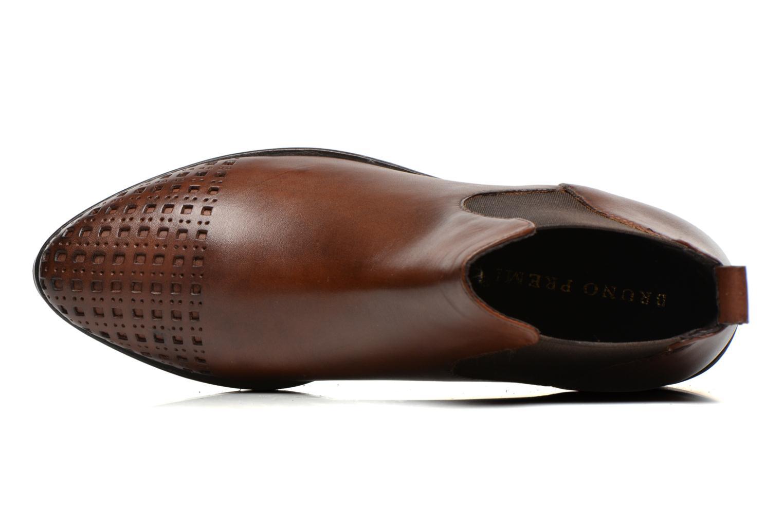 Stiefeletten & Boots Bruno Premi Latchi braun ansicht von links