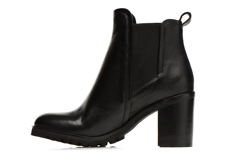 Bottines et boots Bruno Premi Waikiri Noir vue face
