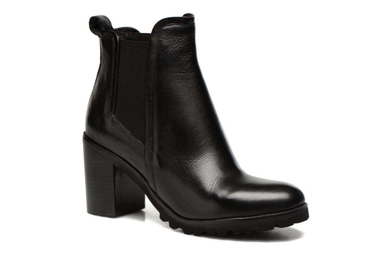 Bottines et boots Bruno Premi Waikiri Noir vue détail/paire