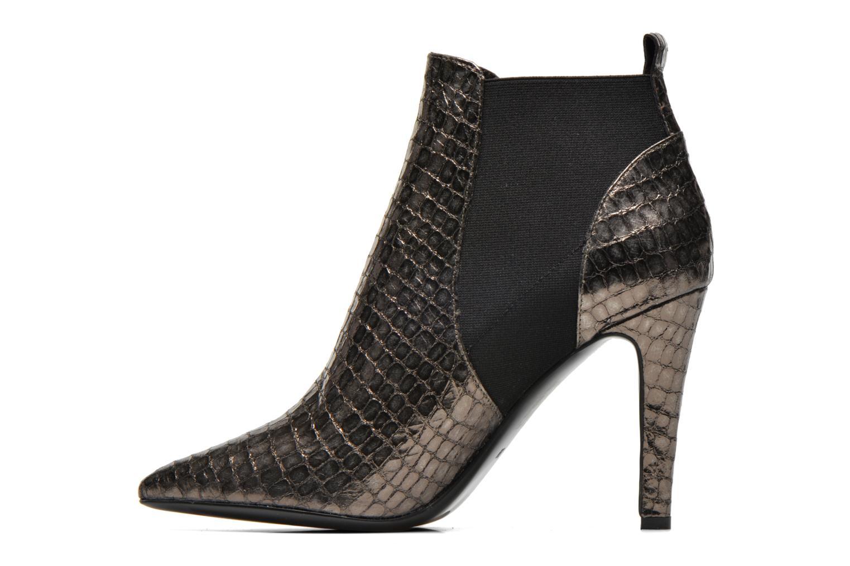Stiefeletten & Boots Bruno Premi Zimbabwa grau ansicht von vorne