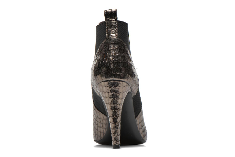 Stiefeletten & Boots Bruno Premi Zimbabwa grau ansicht von rechts