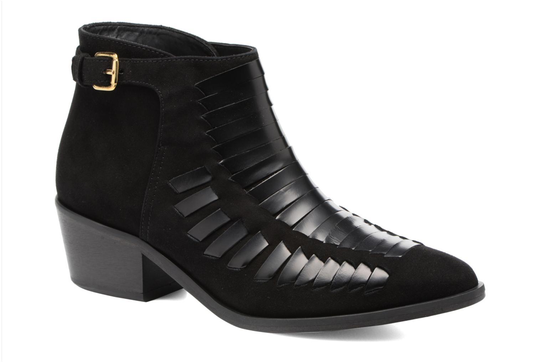 Grandes descuentos últimos zapatos MySuelly Robert Python (Negro) - Botines  Descuento