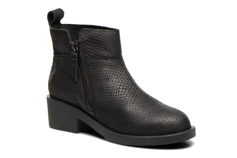 Initial Zip Boots Vipera Nero