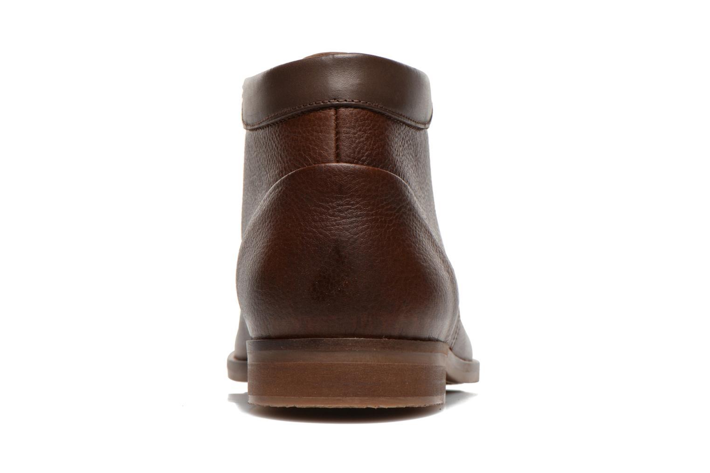 Chaussures à lacets Schmoove Dirtydandy Desert Marron vue droite