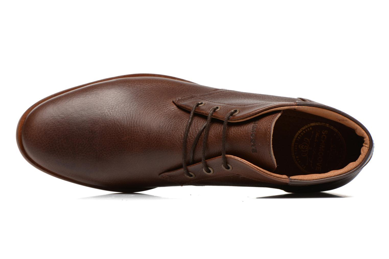 Chaussures à lacets Schmoove Dirtydandy Desert Marron vue gauche