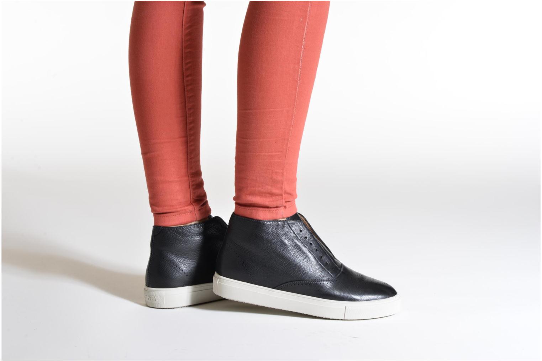 Sneaker Fratelli Rossetti Vita schwarz ansicht von unten / tasche getragen