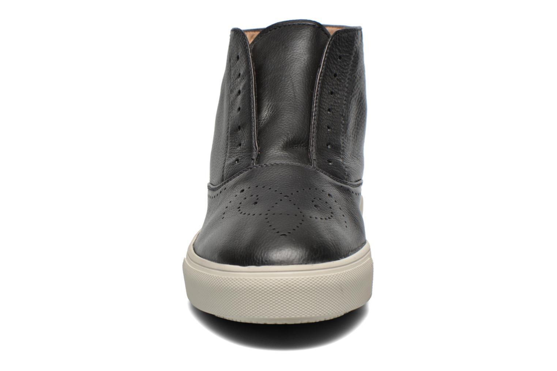 Baskets Fratelli Rossetti Vita Noir vue portées chaussures