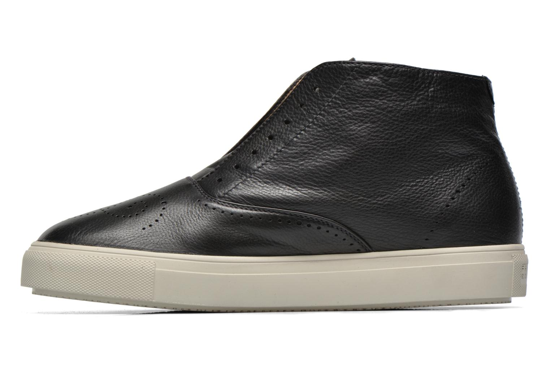 Sneaker Fratelli Rossetti Vita schwarz ansicht von vorne