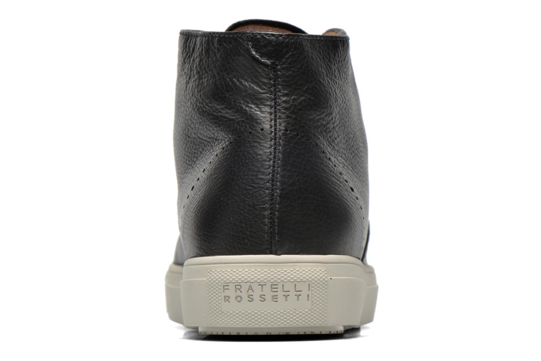 Sneaker Fratelli Rossetti Vita schwarz ansicht von rechts