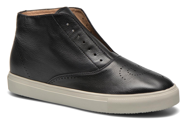Sneakers Fratelli Rossetti Vita Zwart detail