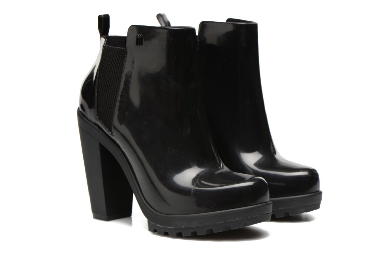 Bottines et boots Melissa Melissa Soldier II Noir vue 3/4