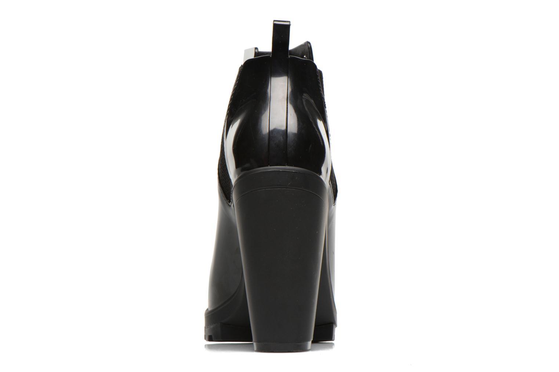 Bottines et boots Melissa Melissa Soldier II Noir vue droite