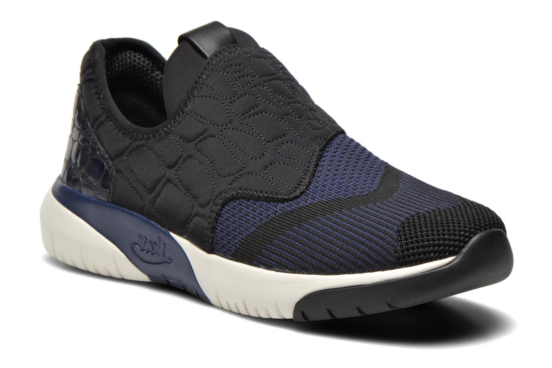 Sneaker Ash Soda blau detaillierte ansicht/modell