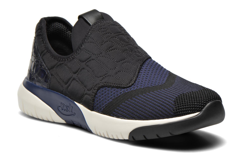 Sneakers Ash Soda Blauw detail