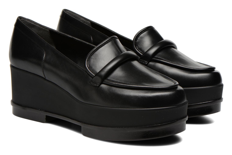 Slipper Clergerie Yokolej schwarz 3 von 4 ansichten