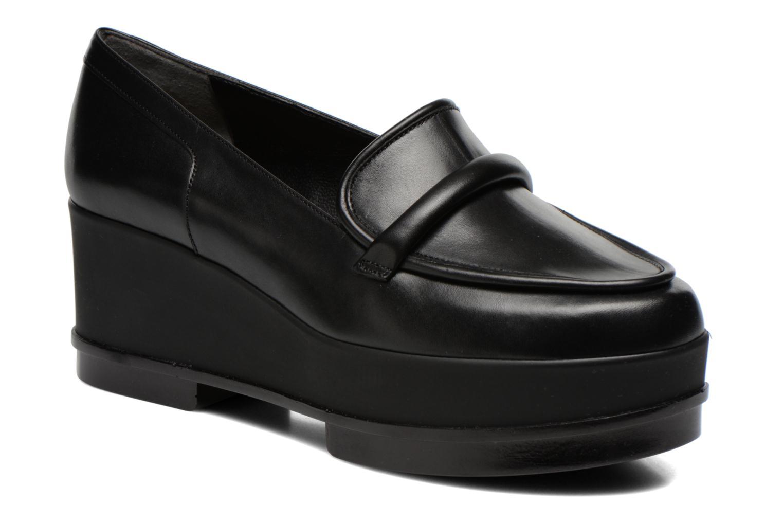 Slipper Clergerie Yokolej schwarz detaillierte ansicht/modell